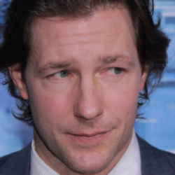 Author Edward Burns