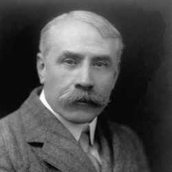 Author Edward Elgar