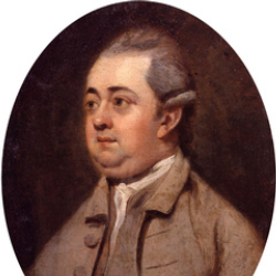 Author Edward Gibbon