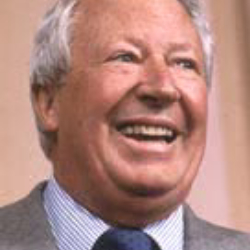 Author Edward Heath