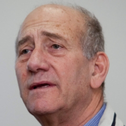 Author Ehud Olmert