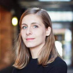 Author Eleanor Catton