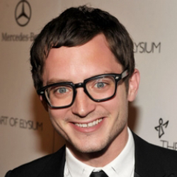 Author Elijah Wood