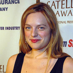 Author Elisabeth Moss