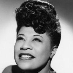 Author Ella Fitzgerald