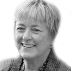 Author Ellen Malcolm