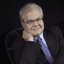 Author Emanuel Ax