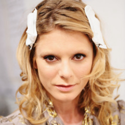 Author Emilia Fox