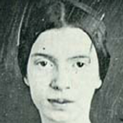 Author Emily Dickinson