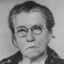Author Emma Goldman