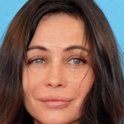 Author Emmanuelle Beart