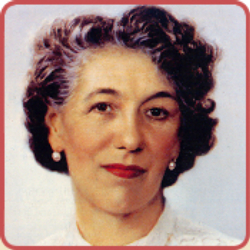 Author Enid Blyton