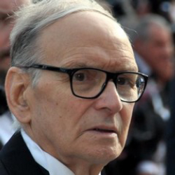 Author Ennio Morricone