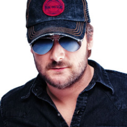 Author Eric Church