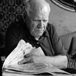Author Eric Hoffer