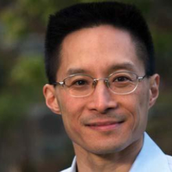 Author Eric Liu
