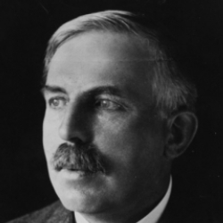 Author Ernest Rutherford