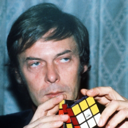 Author Erno Rubik