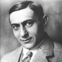 Author Ernst Lubitsch