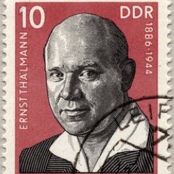 Author Ernst Thalmann