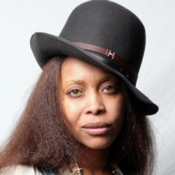 Author Erykah Badu
