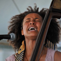 Author Esperanza Spalding