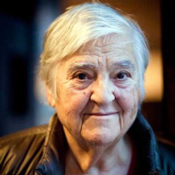 Author Etel Adnan