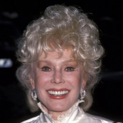Author Eva Gabor