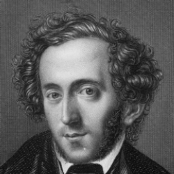 Author Felix Mendelssohn