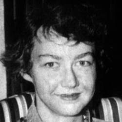 Author Flannery O'Connor