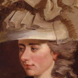 Author Frances Burney