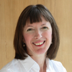 Author Frances O'Grady