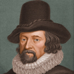 Author Francis Bacon