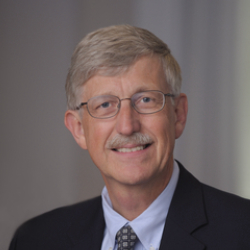 Author Francis Collins