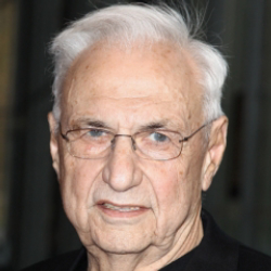 Author Frank Gehry