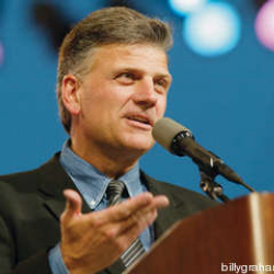 Author Franklin Graham