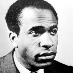 Author Frantz Fanon