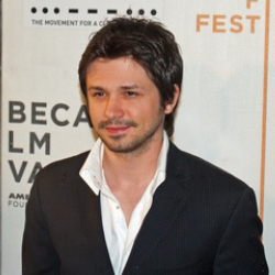 Author Freddy Rodriguez