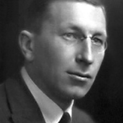 Author Frederick Banting
