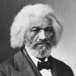 Author Frederick Douglass