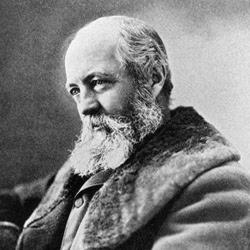 Author Frederick Olmsted