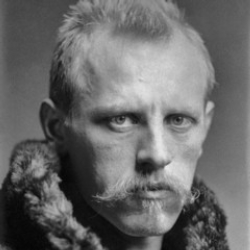 Author Fridtjof Nansen