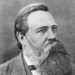 Author Friedrich Engels