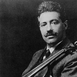 Author Fritz Kreisler