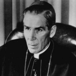 Author Fulton J. Sheen