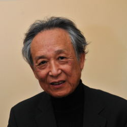 Author Gao Xingjian