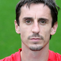 Author Gary Neville