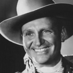 Author Gene Autry