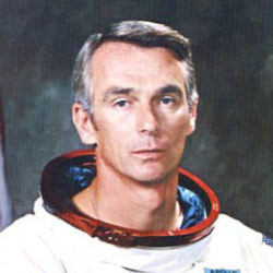Author Gene Cernan