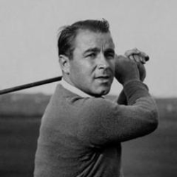 Author Gene Sarazen